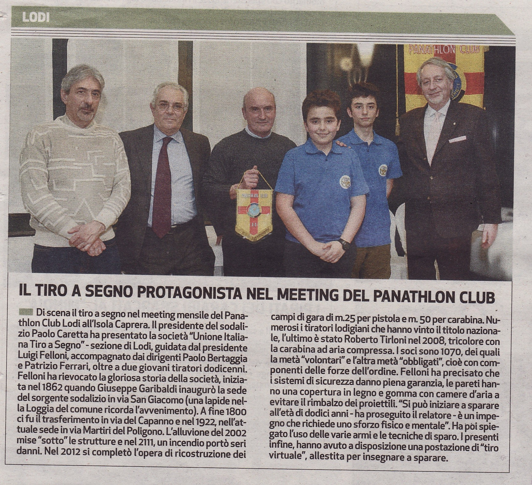 Meeting Panathlon CLUB